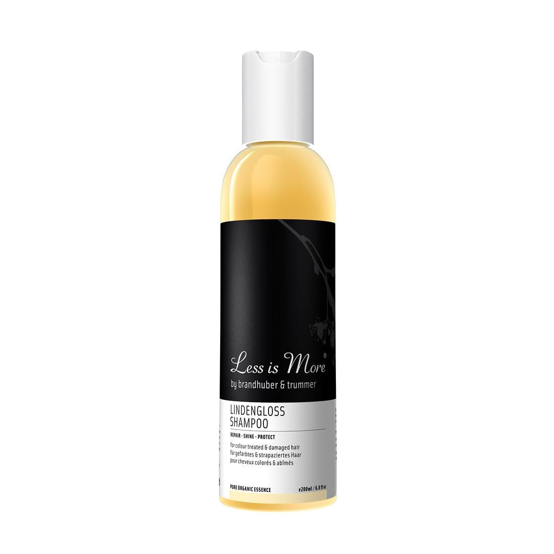 Bio Shampoo Für Gefärbtes Strapaziertes Haar