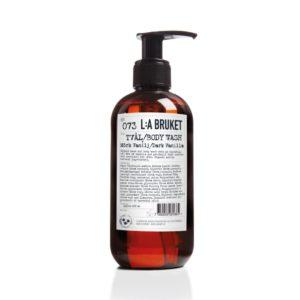 073-Liquid-Soap-Dark-Vanilla-450ml-LA-Bruket-Naturkosmetik-vegan