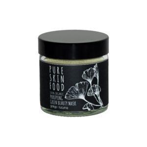 Superfood-Gesichtsmaske-gruen-Pure-Skin-Food-vegane-bio-Naturkosmetik