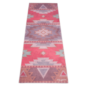 Yoga-Handtuch-Tribal-Coral-Yoga-Design-Lab-1