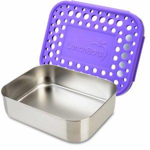 Lunchbot-uno-violett-Edelstahl-Vorratsdose-1