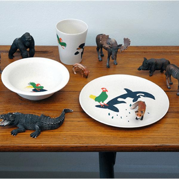 Geschirrset-Hungry-Kids-Zuperzozial-Orca-plastikfrei