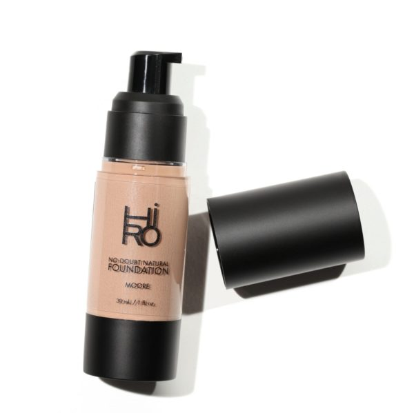 HIRO No Doubt Natural Foundation Moore