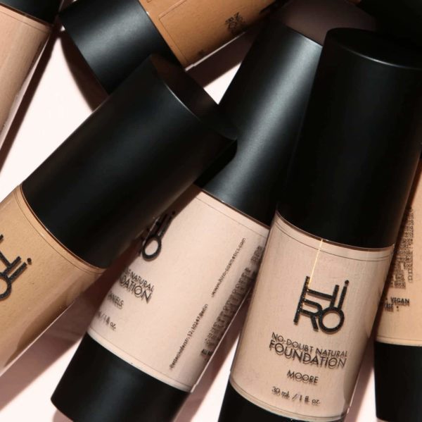 HIRO No Doubt Natural Foundation