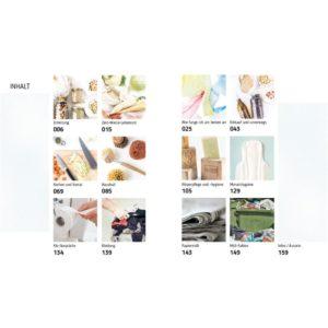 Shia Su Zero Waste Buch Inhaltsverzeichnis