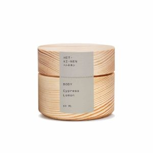 Hetkinen Body Cypress Lemon