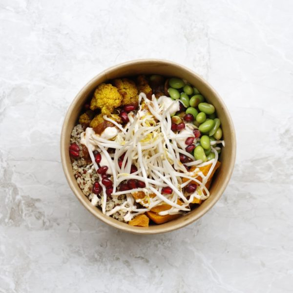 Business Lunch Buddha Bowl