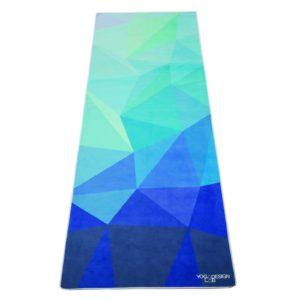 YDL Handtuch Geo Blue