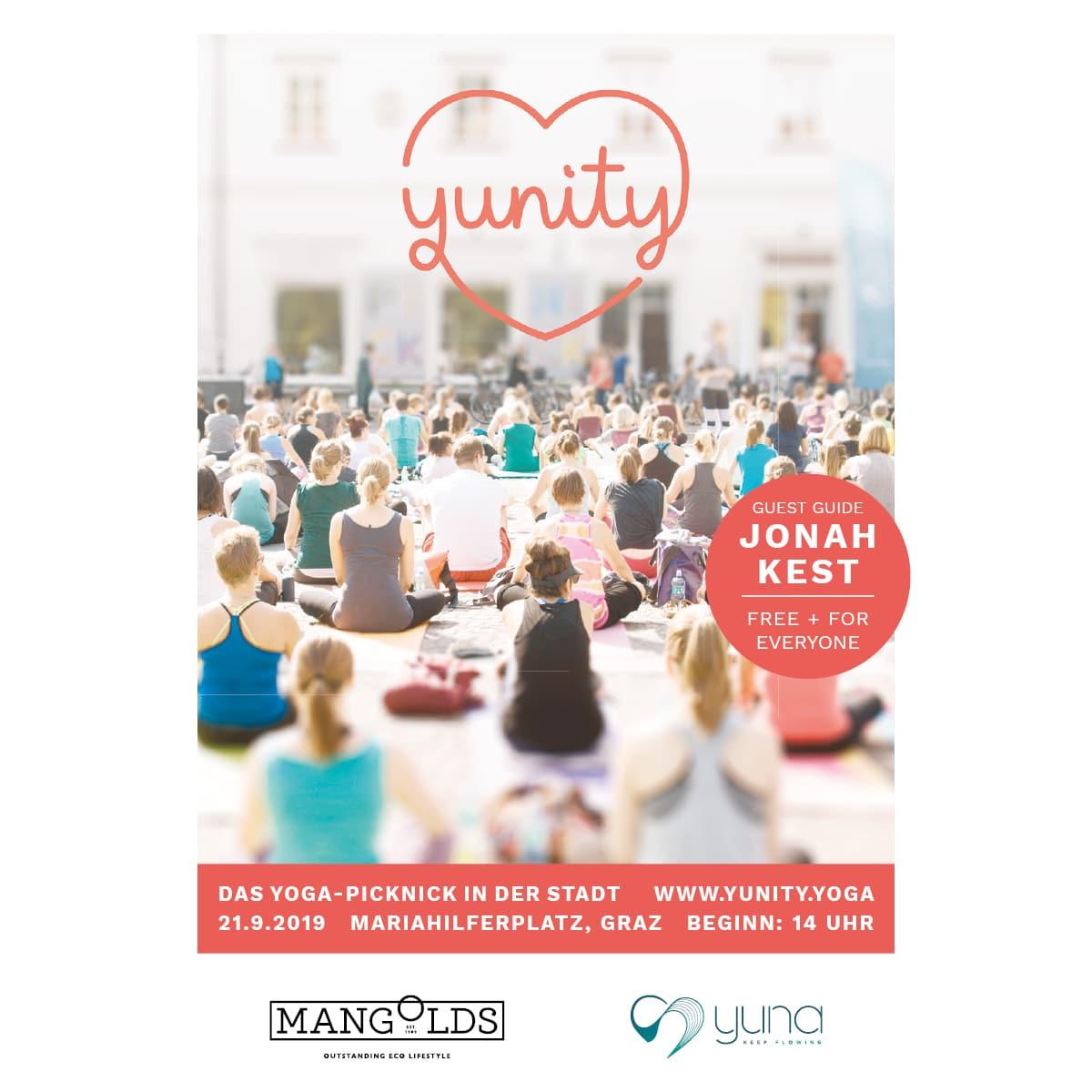 Yunity Flyer