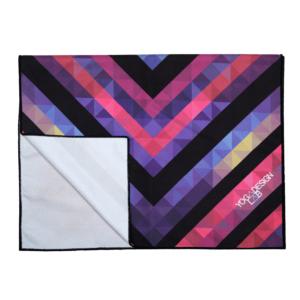 YDL Grip Towel Chevron Maya Ober- und Unterseite