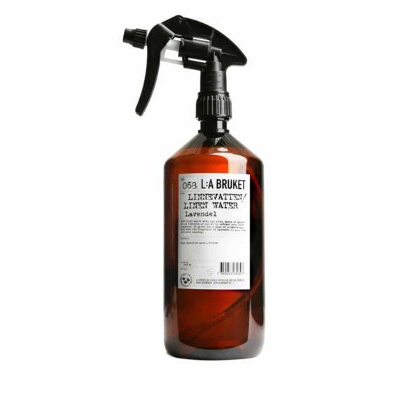 LA Bruket Linen Water mit Spray Top