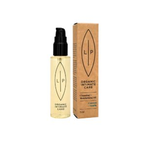 LIP_Cleansing and Moisturising Oil_Coconut and Vanilla