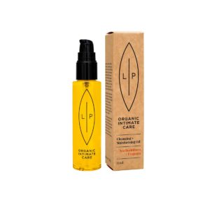 LIP_Cleansing and Moisturising Oil_Sea Buckthorn and Fragonia