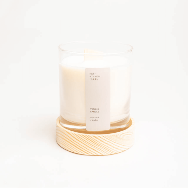 Hetkinen Candle Spruce Resin