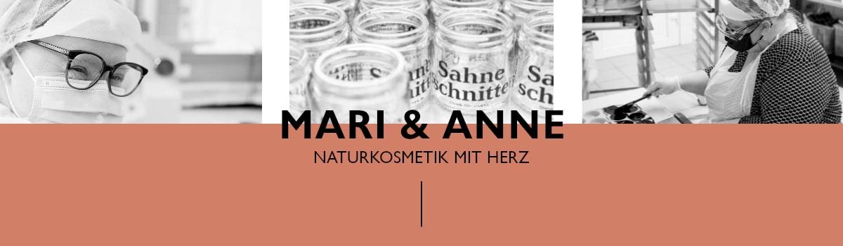 Header Naturkosmetikmarken - Mari und Anne