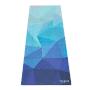Yoga Design Lab Yogamatte Geo Blue