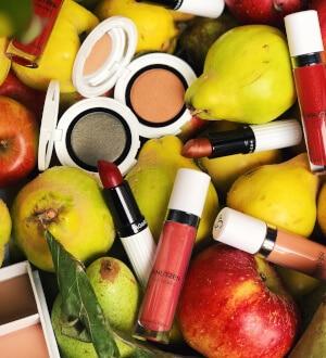 Und Gretel Naturkosmetik - Bunte Kosmetikartikel zwischen Obst